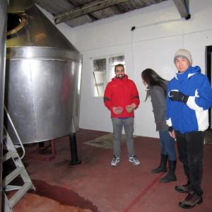 Broughton Ale vats