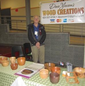 Dave makes beautiful yarn bowls and more....