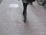 Herringbone streets