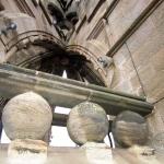 Monument stonework