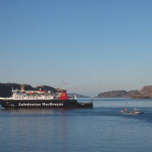 Oban bay ferry
