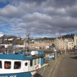 Oban docks