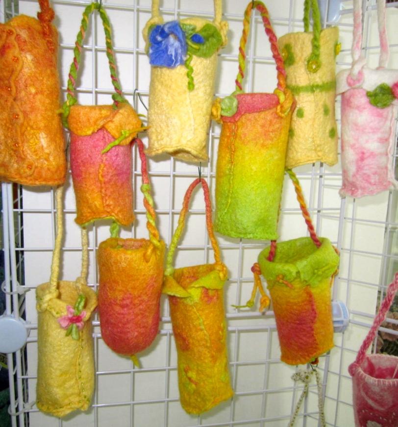 Wrapper bags, tutti frutti