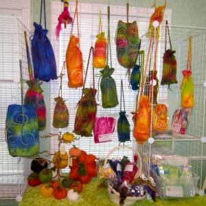 Lotsa Spindle Bags!