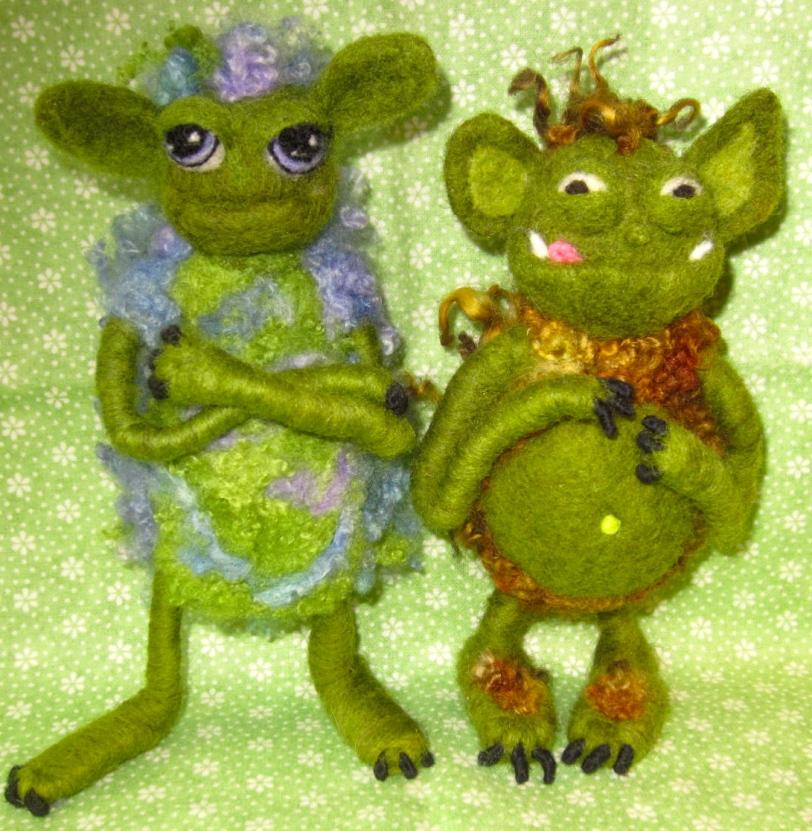 Grumbler duo ft