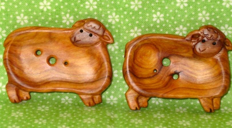 Sheep Diz, Wild Olive, front
